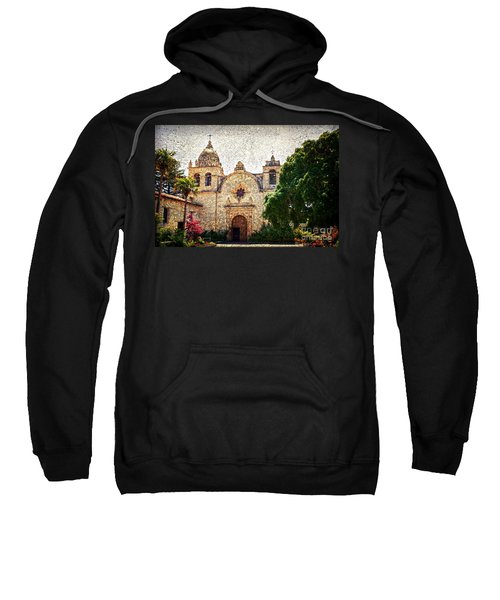 Carmel Mission Sweatshirt