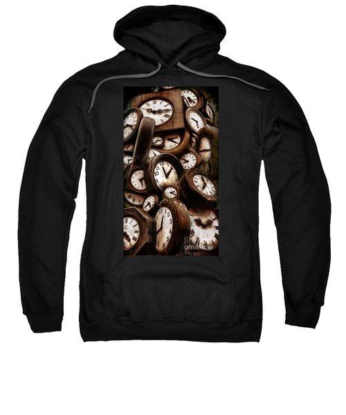 Carpe Diem - Time For Everyone Sweatshirt