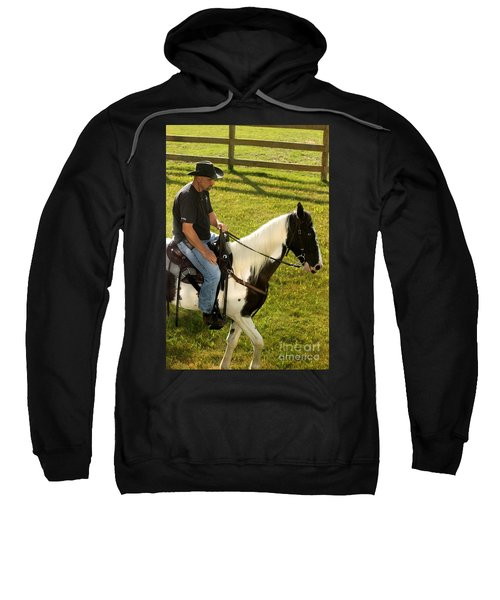 Casual Ride Sweatshirt