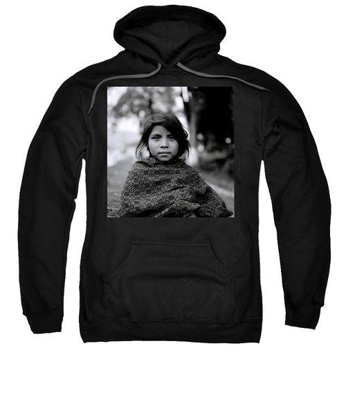 Chiapas Girl Sweatshirt
