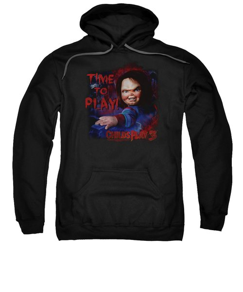 Childs Play 3 - Time To Play Sweatshirt