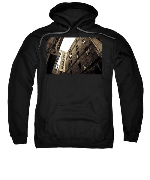Chinatown Alley Sweatshirt