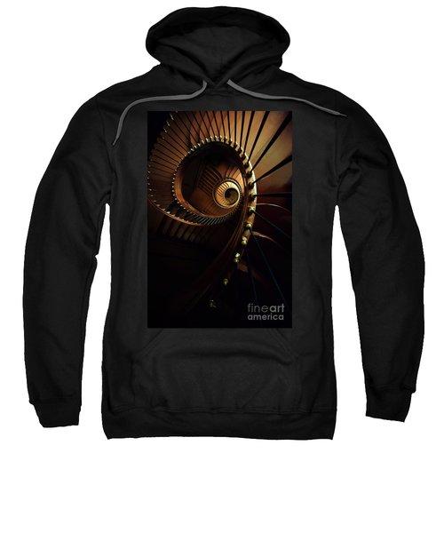 Chocolate Spirals Sweatshirt