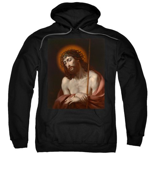 Christ As Man Of Sorrows Sweatshirt