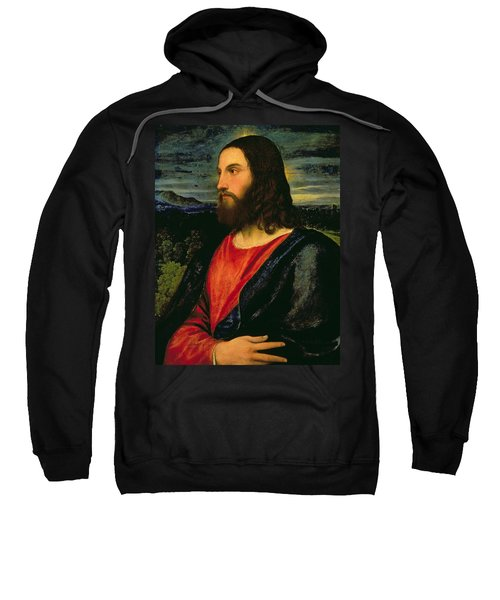 Christ The Redeemer Sweatshirt
