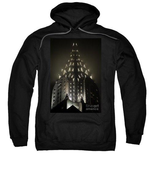 Chrysler Fog Lights Sweatshirt