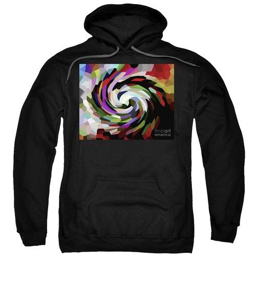 Circled Car Sweatshirt