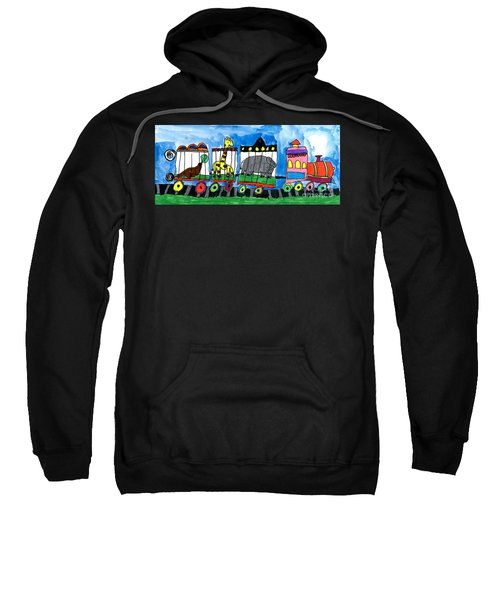 Circus Train Sweatshirt