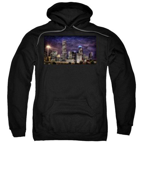 City Of Houston Skyline Sweatshirt