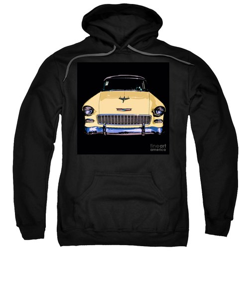 Classic Chevy Pop Art Sweatshirt