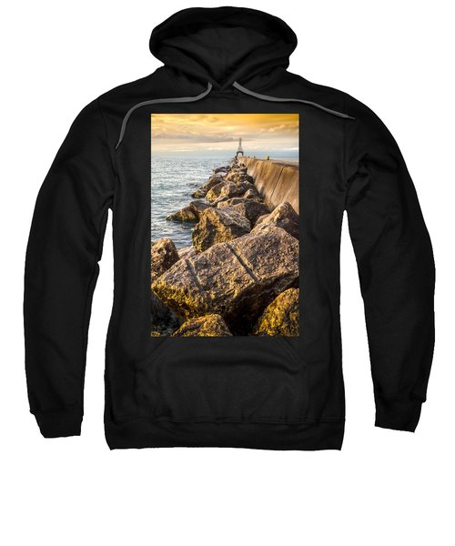 Clear Journey Sweatshirt
