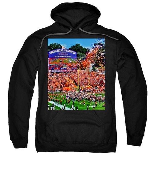 Clemson Tigers Memorial Stadium Sweatshirt