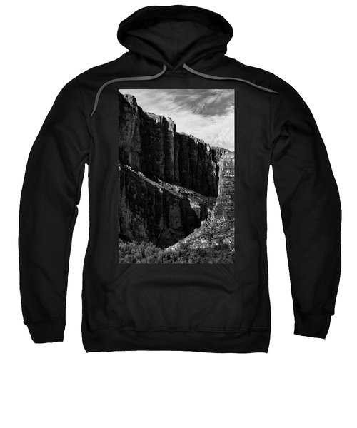 Cliffs In Contrast Sweatshirt