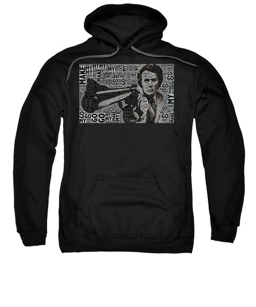 Clint Eastwood Dirty Harry Sweatshirt