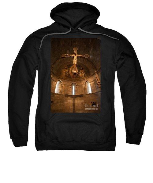 Cloisters Crucifixion Sweatshirt