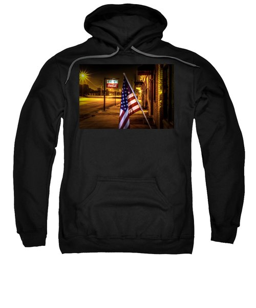 Coca-cola And America Sweatshirt