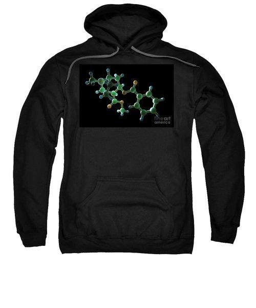 Cocaine Molecule Sweatshirt