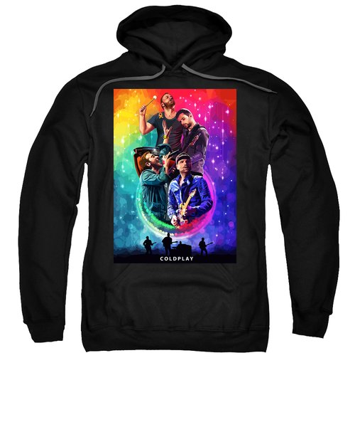 Coldplay Mylo Xyloto Sweatshirt by FHT Designs