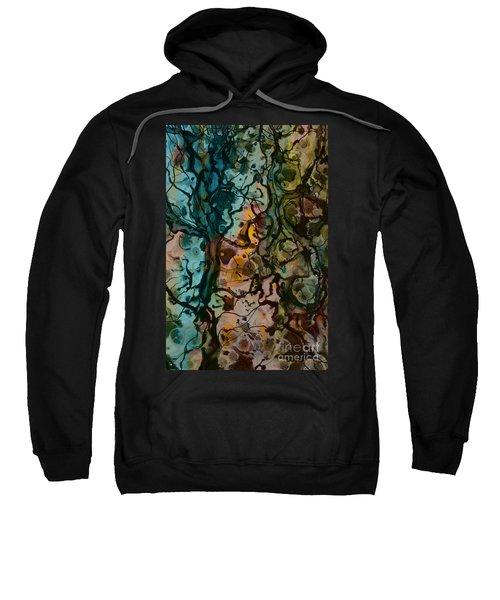 Color Abstraction Xvi Sweatshirt