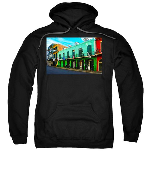 Color Perspective Sweatshirt