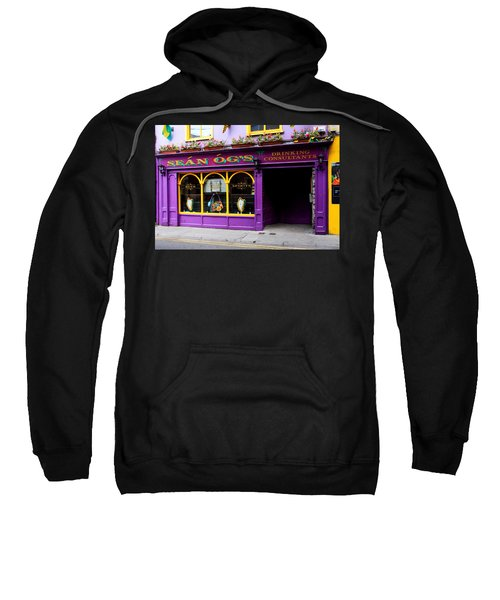 Colorful Irish Pub Sweatshirt
