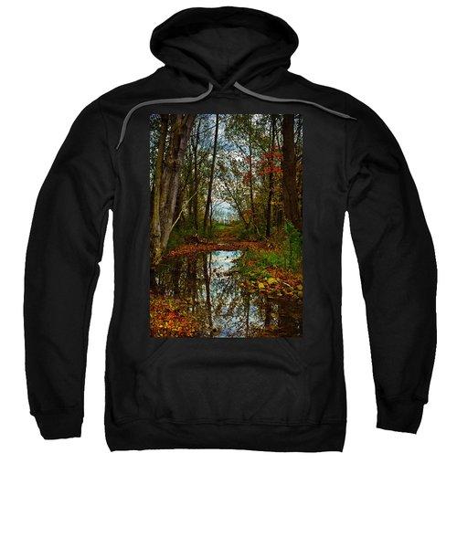 Colors Of Fall Sweatshirt