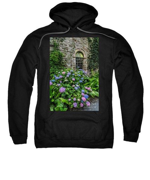 Colourful Hydrangeas Sweatshirt