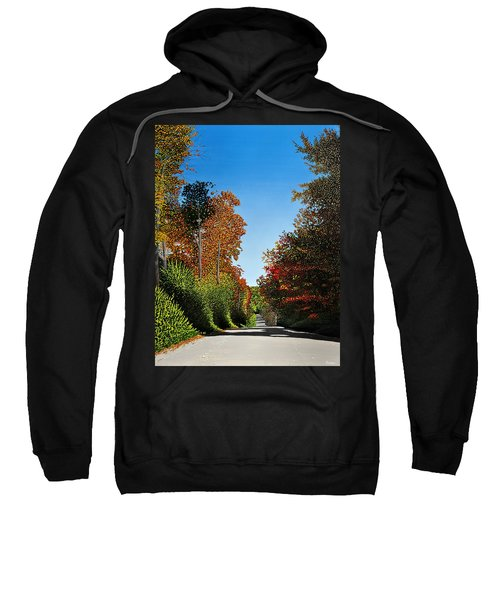 Colours Of Caledon Sweatshirt