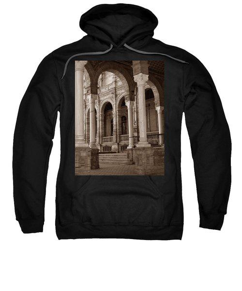Columns And Arches Sweatshirt