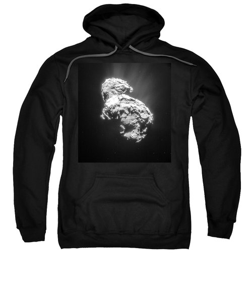 Comet 67pchuryumov-gerasimenko Sweatshirt