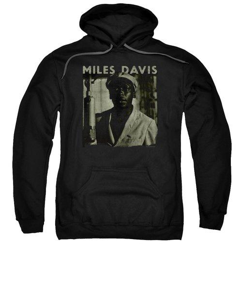 Concord Music - Miles Portrait Sweatshirt