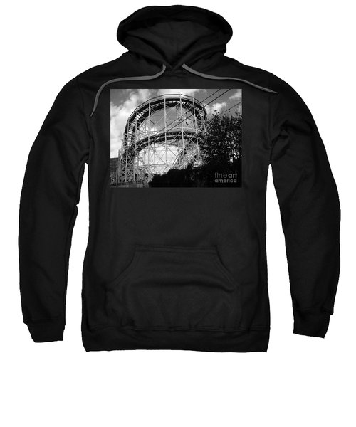 Coney Island Roller Coaster Sweatshirt