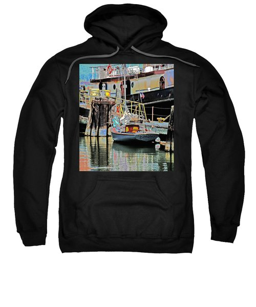 Coos Bay Harbor Sweatshirt