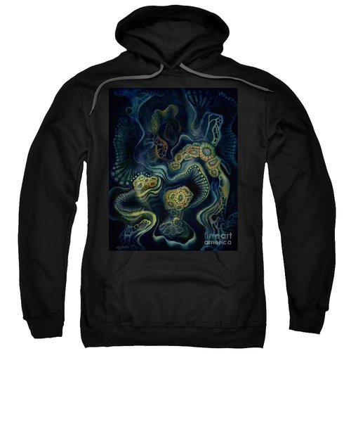 Coral Dive Sweatshirt