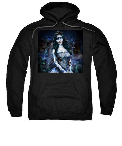Corpse Bride Sweatshirt by Alessandro Della Pietra