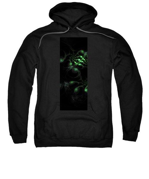 Cosmic Alien Eyes Original Sweatshirt