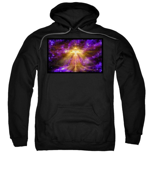 Cosmic Angel Sweatshirt
