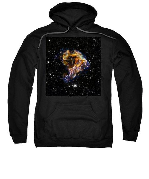 Cosmic Heart Sweatshirt
