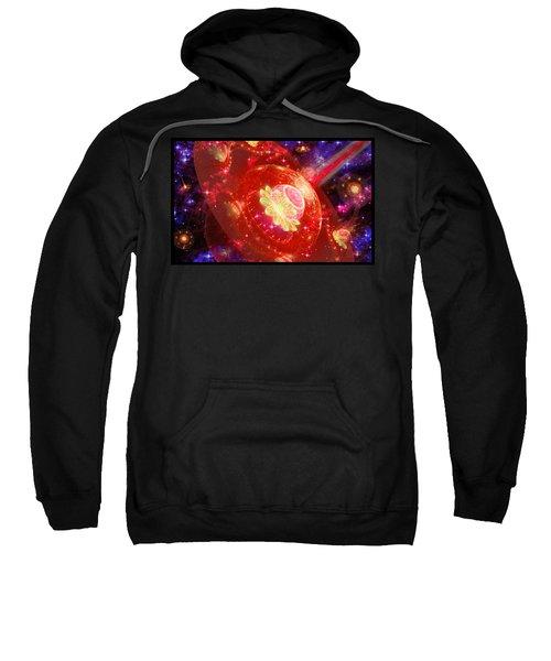 Cosmic Space Station Sweatshirt