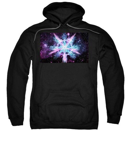 Cosmic Starflower Sweatshirt