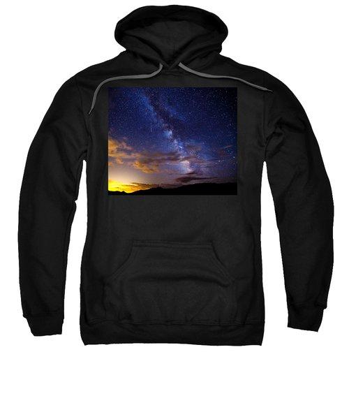 Cosmic Traveler  Sweatshirt