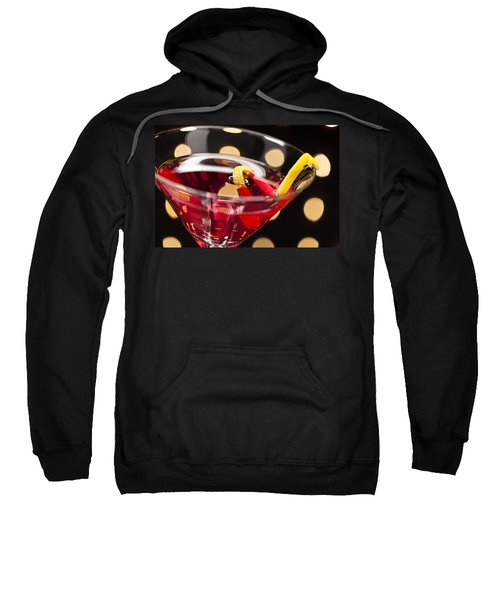Cosmopolitan On The Dance Floor Sweatshirt