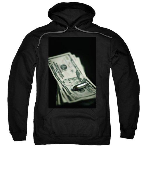 Cost Of One Bullet Sweatshirt
