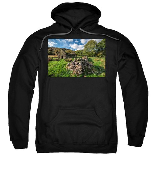 Cottage Ruin Sweatshirt