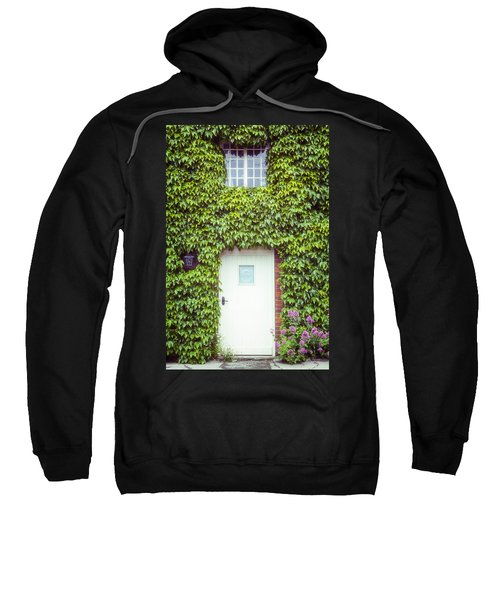 Cottage With Ivy Sweatshirt