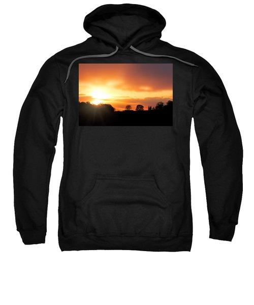 Country Sunset Silhouette Sweatshirt