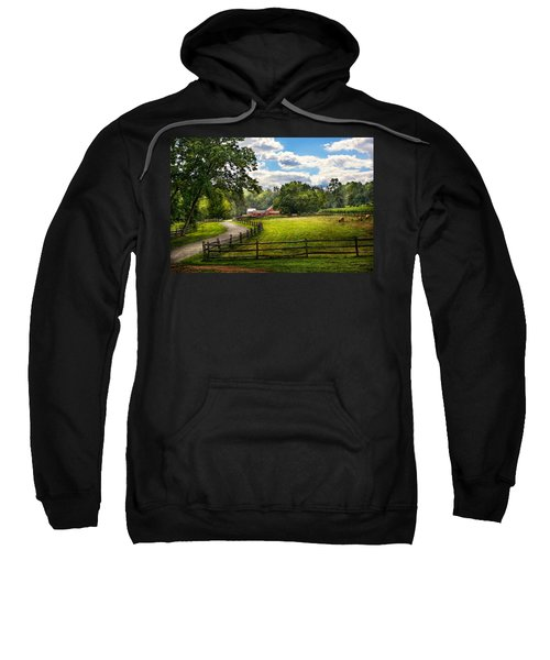 Country - The Pasture  Sweatshirt