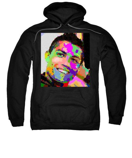 Cristiano Ronaldo - Abstarct Sweatshirt