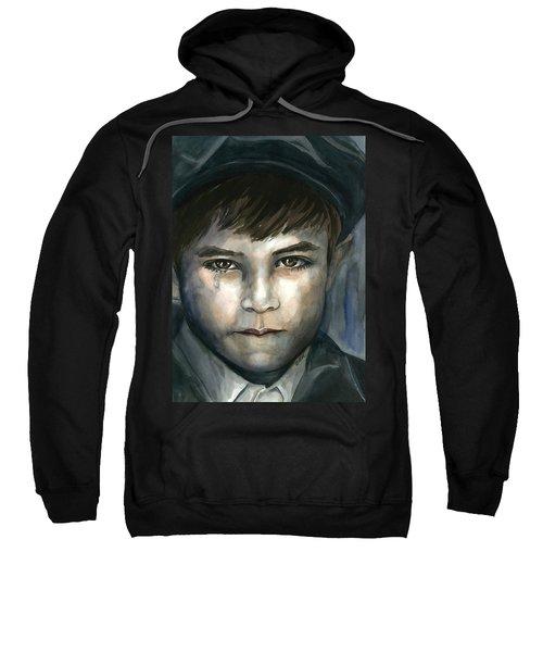 Crying In The Shadows Sweatshirt