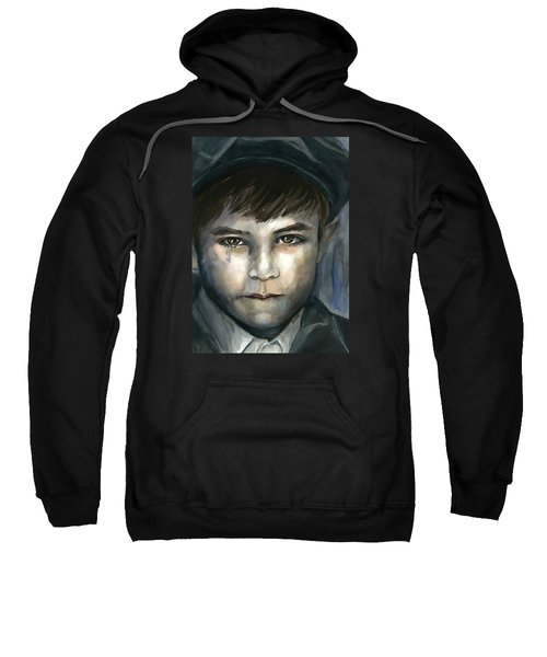Crying In The Shadows Sweatshirt